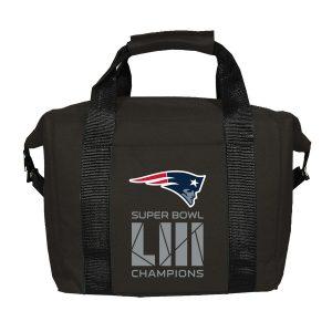 New England Patriots Super Bowl LIII Champions 12-Pack Cooler Bag