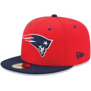 New Era New England Patriots 2Tone 59FIFTY Fitted Hat