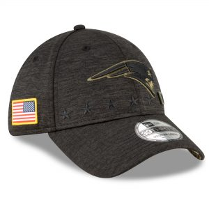 Men's New England Patriots 2020 Salute to Service Hat