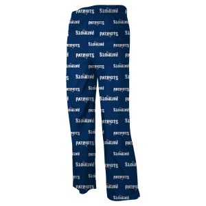 New England Patriots Youth All Over Print Lounge Pants